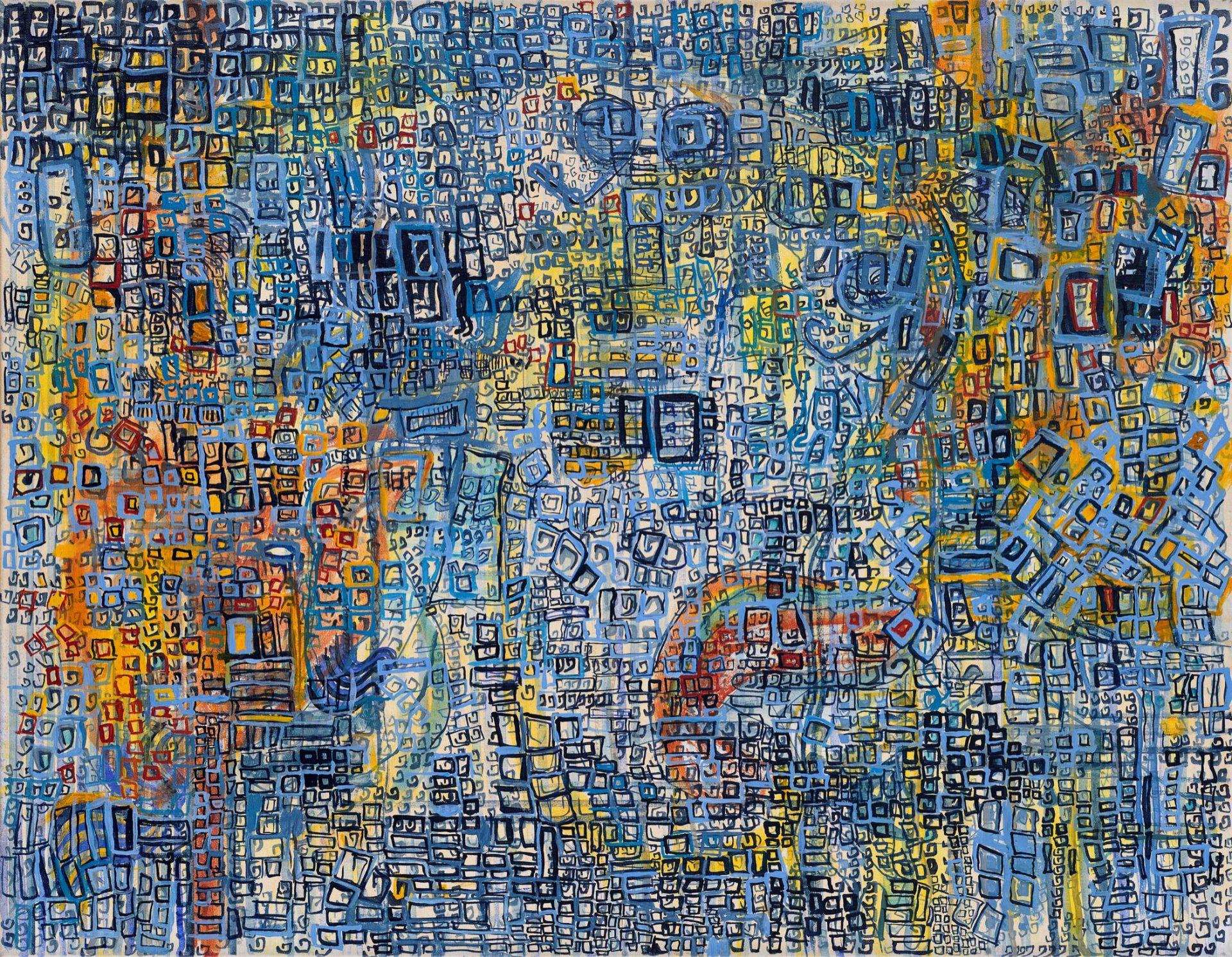 Acrylic on canvas 70x90cm